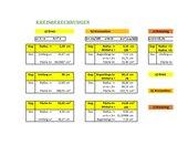 Kreisberechnungen mit Excel