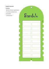 Vorlage für Bandolo