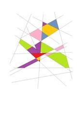 Mein 1. mathematisches Kunstwerk