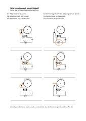Wie funktioniert eine Klingel?