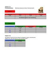 Summenformel Excel
