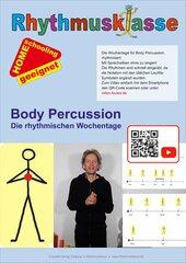 Die rhythmischen Wochentage - Body Percussion