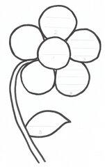 Elfchen zum Frühling Blume