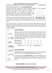 Sechzehntelnoten 2.9 Arbeitsblatt+Lösung+Erklärvideo+interaktive Übungen