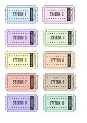 Stationstickets