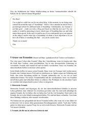 Mediation Deutsch -> Englisch 9. Klasse
