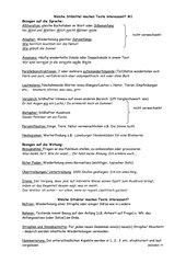 Stilmittel - Texte interessant gestalten