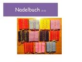 Nadelbuch 2.0