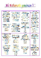 MG Mathematik gemeinsam 3