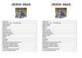 Jesus-Pass