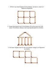 Knobeleien im Matheunterricht