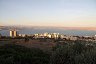 Galiläa - See Genezareth - Israel, Galiläa, Tiberias, See Genezareth, Golanhöhen, Religion