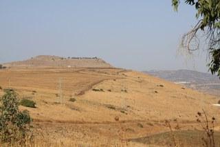 Hörner von Hattin - Israel, Galiläa, Schlacht von Hattin, Kreuzfahrer, Schlacht 1187, Geschichte