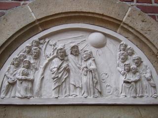 Gehet hin in alle Welt - Missionsauftrag, Verkündet das Evangelium, Taufe, Verkündigung, Leben wie Jesus, Mission, Christ sein