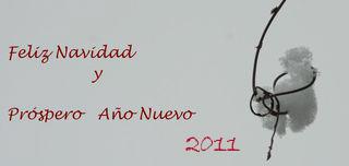 Feliz Navidad - Próspero Año Nuevo 2011 - Feliz, Navidad, próspero, Año Nuevo