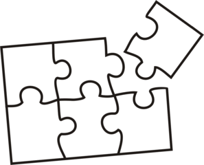 Puzzle - Puzzle, spielen, Spiel, Puzzleteile, puzzeln, Anlaut P