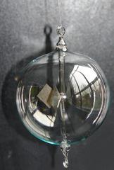 Lichtmühle - Lichtmühle, Lichtrad, Radiometer, Kugel, Glaskugel, Flügelrad, Impulserhaltungssatz, Brownsche Molekularbewegung, Physik