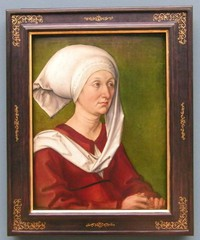 Barbara Dürer#1 - Dürer, Barbara Dürer, Mutter, 1452, 1514, Nürnberg, Germanische Nationalmuseum