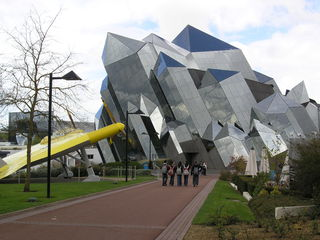 Futuroscope Poitiers - Frankreich, civilisation, Futuroscope, Poitiers, Freizeitpark