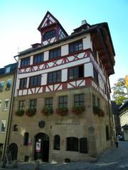 Dürerhaus - Albrecht Dürer, Museum, Nürnberg, Dürer, Dürerhaus