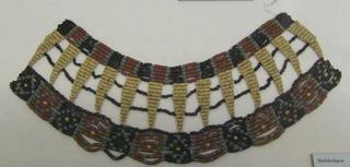 Halskragen - Ägypten, Halskragen, Schmuck, Antike, Perlen, Alt-Ägypten