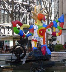 Feuervogel - Feuervogel, Niki de St Phalle, Figur