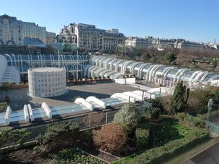 Paris  Forum des Halles 01 - Paris, Halles, Quartier des Halles