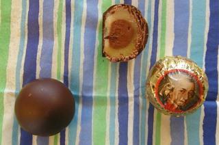 Mozartkugel - Mozartkugel, Schokolade, Marzipan, Nougat, Mozart, Praline, Österreich, Salzburg