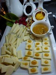 Vorspeise Käse und Ingwer - Vorspeise, Käse, Ingwer