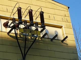 Umspannstation - Strom, Elektrizität, Trafo, Transformator, Umspannstation, Stromversorgung