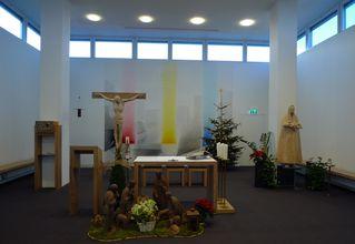 Gottesdienstraum    - Gottesdienst, Kapelle, Meditation, Kirchenraum