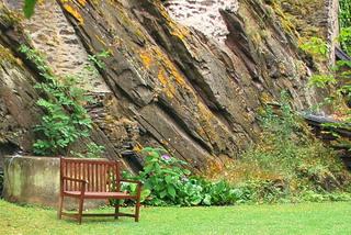 Gedankenort - Bank, Platz, Gedanken, Meditation, Ruhe, Stille, Natur, Ort
