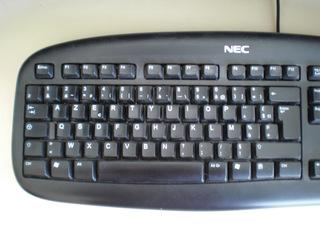 clavier - ordinateur, clavier, francais, Computer, französische Tastatur, Landeskunde, Frankreich
