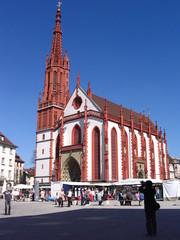 Marienkapelle Würzburg - Marienkapelle, Würzburg, Gotik