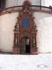 Festung Marienberg Würzburg - Kapelleneingang - Festung, Marienberg, Würzburg, Festung Unser Frauen Berg, Kapelle, Eingang