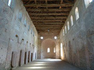 Einhardsbasilika #3 - Einhard, Basilika, Karolingerzeit, Kirchenbau, karolingische Baukunst
