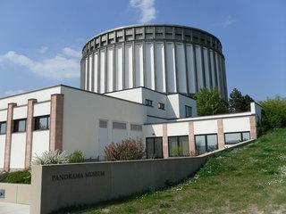 Panorama Museum  - Panorama, Tübke, Bad Frankenhausen, Sehenswürdigkeiten, Deutschland, Thüringen, Ausflugsziele, Bauernkrieg, Thomas Müntzer