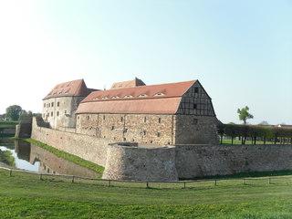 Wasserburg Heldrungen #1 - Wasserburg, Ausflugsziele, Sehenswürdigkeiten, Deutschland, Thüringen