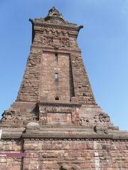 Kyffhäuserdenkmal#2 - Kyffhäuser, Denkmal, Ausflugsziel, Barbarossa, Sehenswürdigkeiten, Deutschland