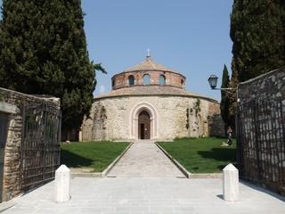 Kirche San Michele Arcangelo in Perugia #1 - Kirche, Architektur, Tempel, frühchristlich, Rundbau