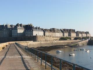 Saint-Malo - Saint-Malo, Intra-Muros, Bretagne, Frankreich, Befestigung, Altstadt