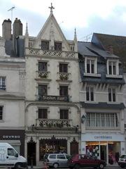 Geschäft in Montargis/Frankreich - Montargis, Frankreich, Pralinen, Spezialität, Süßigkeit, Mazet