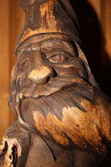 Wurzelmännchen-Schnitzerei #1 - Holz, Gnom, Russland, Kunsthandwerk, Wurzel, Schnitzen, Landeskunde, Souvenir, Zwerg