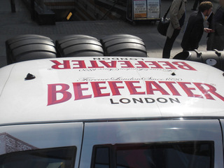 Beefeater - England, Tower, London, Beefeater
