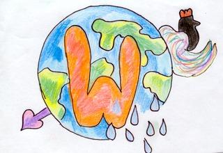 Welt Wetter Kugel - Wetter, Welt, Klima, Wetterhahn