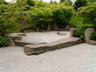 Japanischer Garten  - Garten, Gärten, Berlin, Kulturen, Meditation, Besinnlichkeit, Ethik, Kultur, Zen, Religion, Lebenskunde, Japan