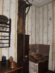 Wasserpumpe - Wasserpumpe, Haushalt, Küche, Wasserversorgung, Physik, Wasserdruck, Handschwengelpumpe, Hebel, Kolbenpumpe