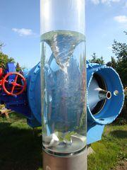 Wasserwirbel#1 - Wasser, Wirbel, Strömungslehre, Kreisströmung