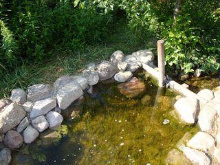 Wasserlauf eindämmen#2 - Wasser, Fluss, Wasserlauf, Damm