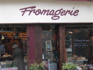 Fromagerie - Frankreich, civilisation, magasin, Geschäft, fomage, Käse